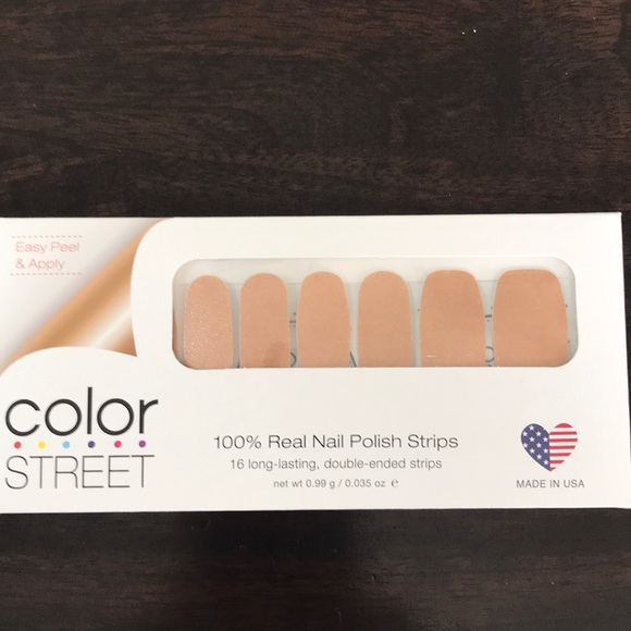 Color Street Nwt